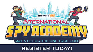 internation spy academy
